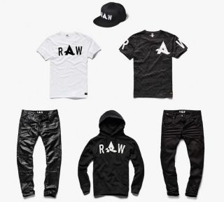 Clothing: G-Star Raw X Afrojack Capsule Collection @G-Star RAW @djafrojack