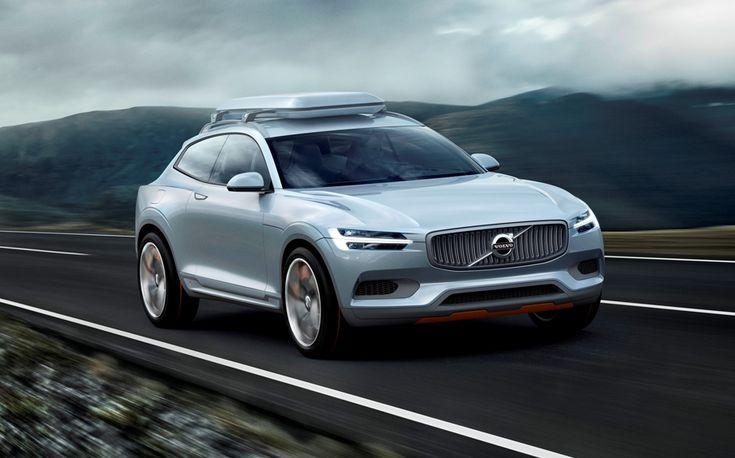 Volvo XC Coupé: le meilleur concept-car du moment - Le nouveau concept Volvo a fait sensation à Detroit