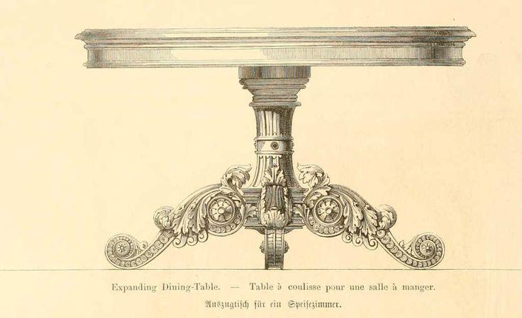 img/чертежи мебель бытовая/table имеет раздвижные для ванной имеет manger.jpg