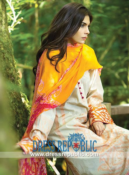 Sana Safinaz Lawn 2014 Spring Catalogue in Denmark  Shop Designer Lawn 2014 in Denmark: Sana Safinaz Lawn 2014 Spring Catalogue. Call Manchester, UK:  44 161 408 8994. by www.dressrepublic.com