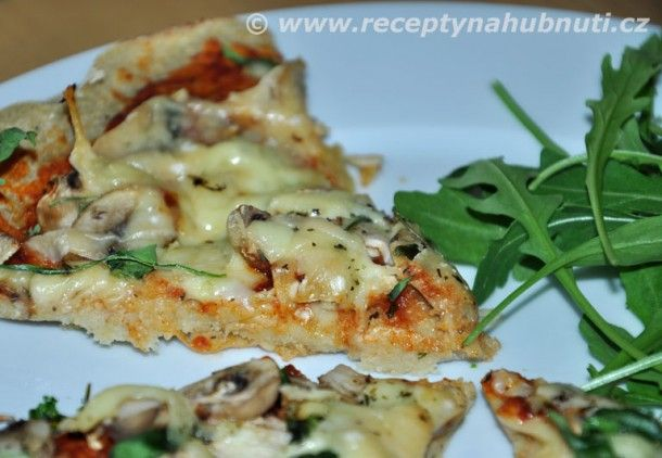 PIZZA Z QUINOY #quinoa #pizza