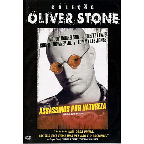DVD Assassinos por Natureza