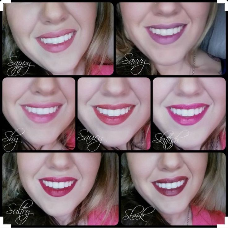 Younique lip stain!!  This will forever change what you decide to put on your lips.   No smudging.  White shirt approved.