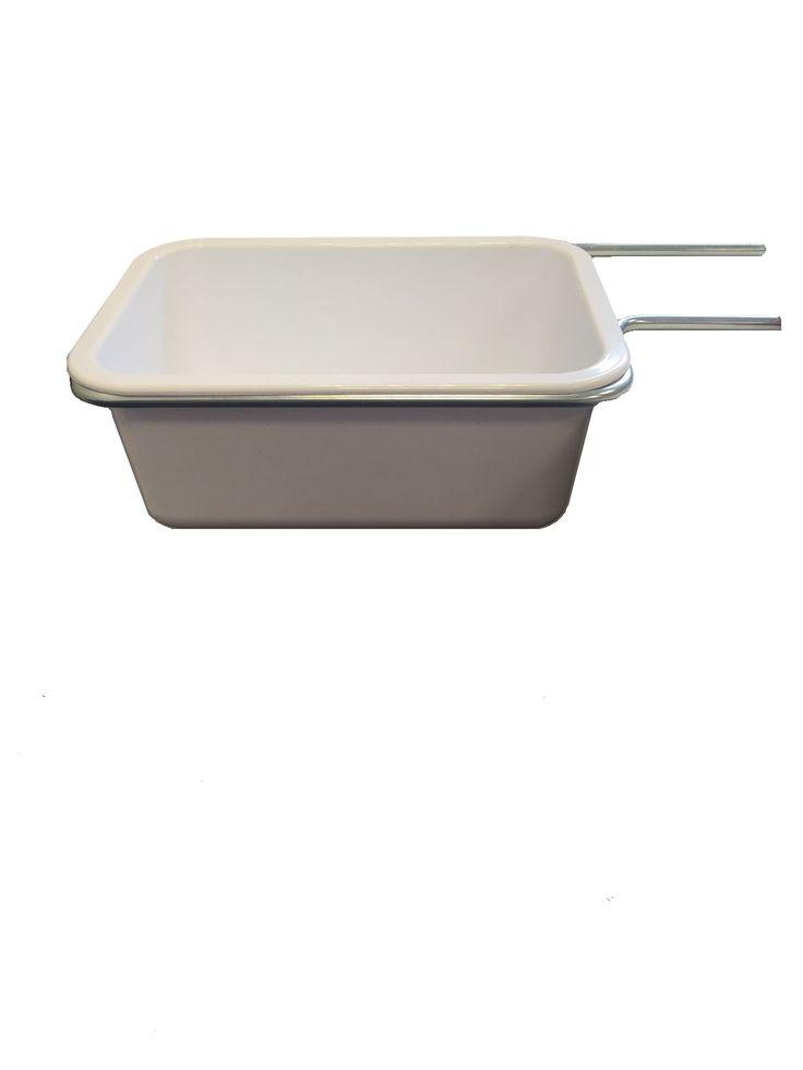 Angram Drip Tray Large £8.50 #cask #caskaledriptray #caskdriptray #caskbeerdriptray #driptray #whitedriptray #caskaleaccessories
