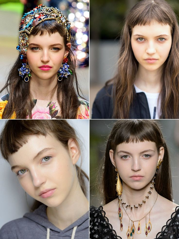 45 best the fringe - frisuren mit pony images on pinterest