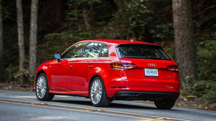 Check out the 2016 Audi A3 e-tron. #audi #hybrid BASE PRICE: $38,825  DRIVETRAIN: 1.4-liter DOHC turbocharged I4, FWD six-speed automatic OUTPUT: 150 hp @ 5,000-6,000 rpm; electric 102 hp; 184 lb-ft @ 1,600-3,500 rpm; electric 243 lb-ft CURB WEIGHT: 3,616 lb OBSERVED FUEL ECONOMY: 33/37/35 mpg   Read more: http://autoweek.com