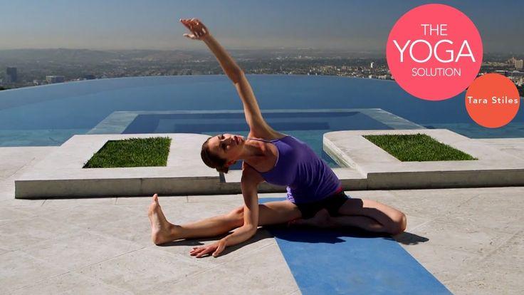 20.06. : 5-Minute Flexibility Yoga Routine   The Yoga Solution With Tara Stiles