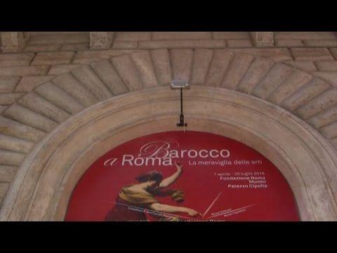 """La mostra """"Il Barocco a Roma"""" a Palazzo Cipolla. Video di presentazione"""