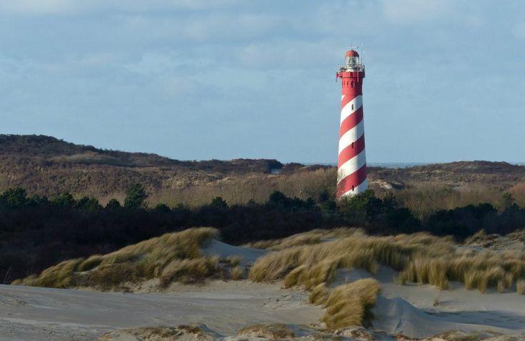 Vuurtoren Haamstede | Zeeland op foto