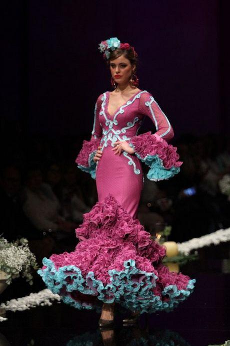 Tendencias trajes de flamenca 2017 | Estilo y Belleza
