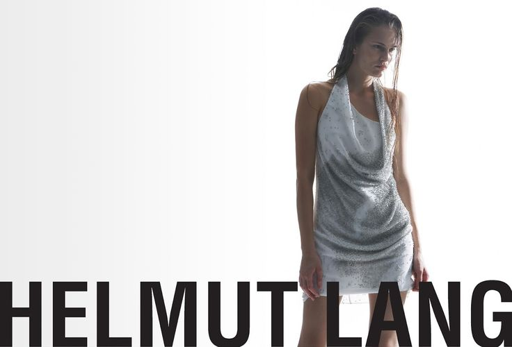 Helmut Lang Spring 2011 Advertising campaign