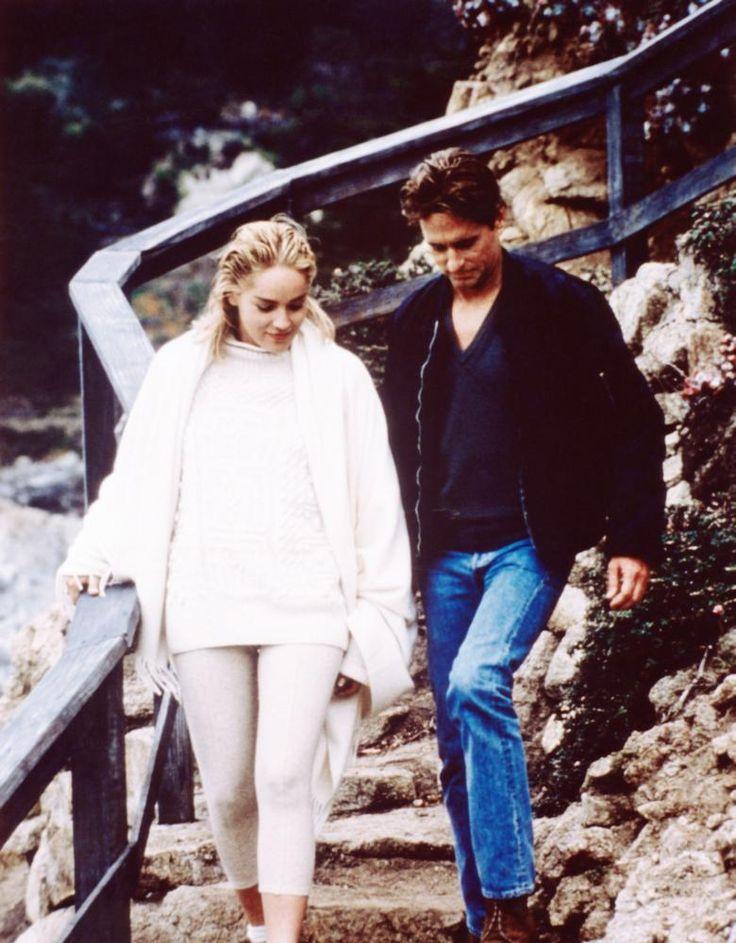 Sharon Stone e Michael Douglas / Basic Instinct (1992)