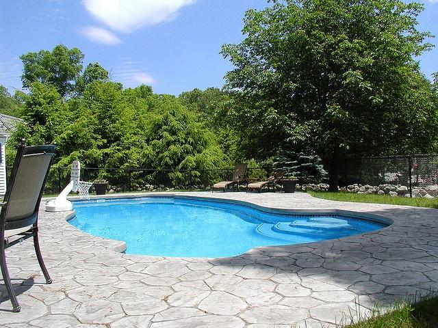 270 best Freeform Pool Designs images on Pinterest   Pool designs ...