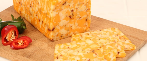 colby jack | Pepper Colby Jack® Cheese | Boars Head