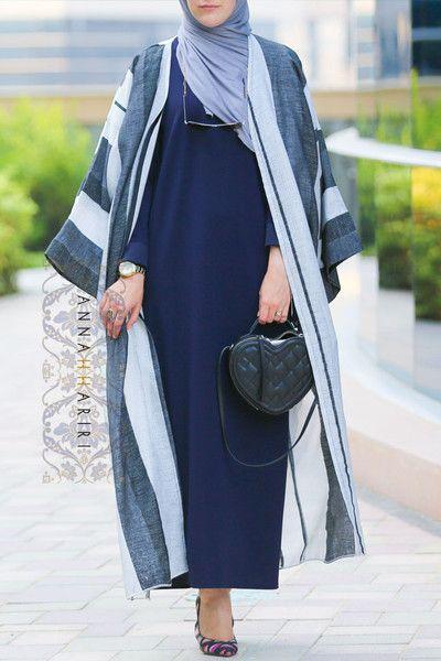Lacivert Kalem Elbise - Dark Blue Pencil Dress