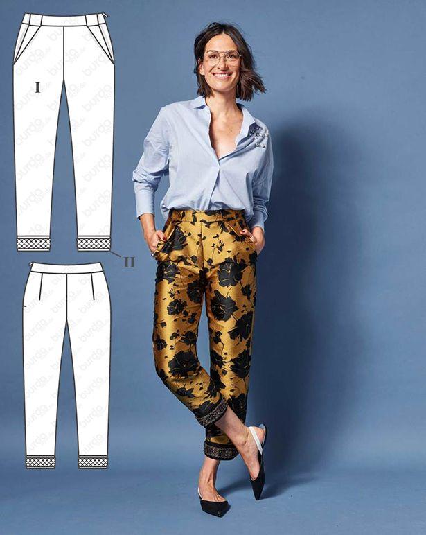 160 besten PPC - Pantalon droit et plus serré Bilder auf Pinterest