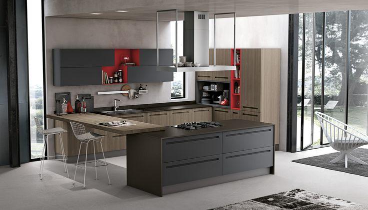 81 best STOSA CUCINE images on Pinterest   Kitchen designs, Kitchens ...