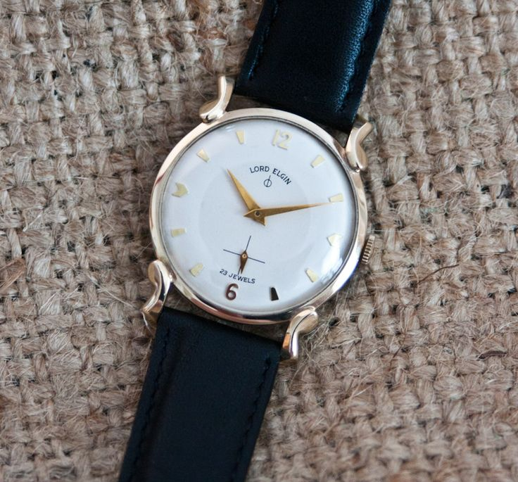 52 best vintage elgin watches images on lord
