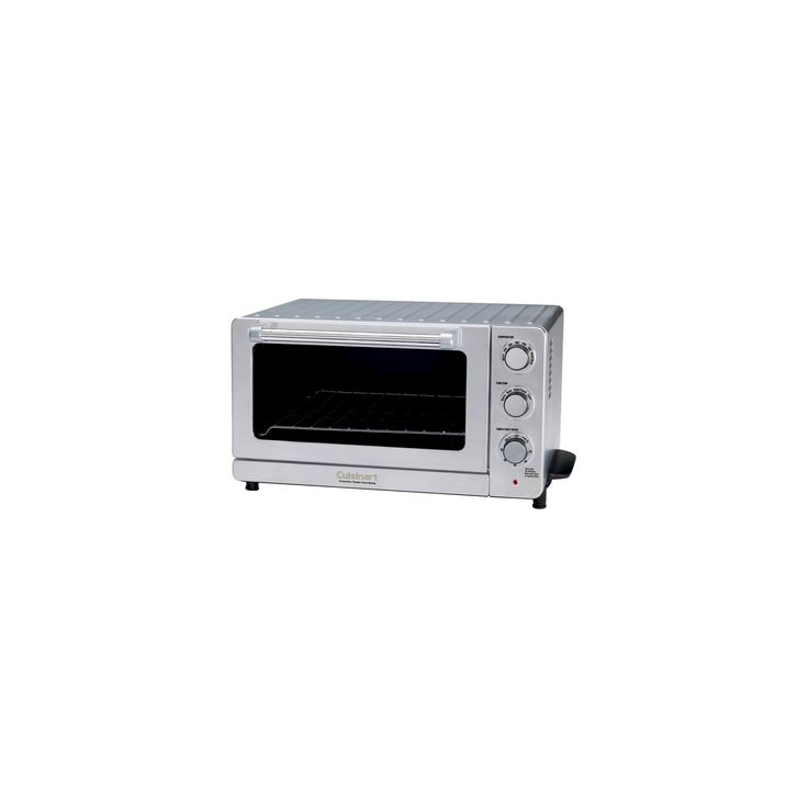 Cuisinart Refurbished Convection Toaster Oven - Stainless Steel Tob-60FR, Silver
