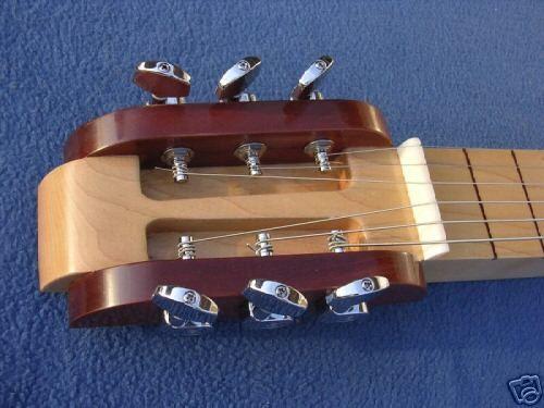 Custom Lap Steel Guitar Lapsteel