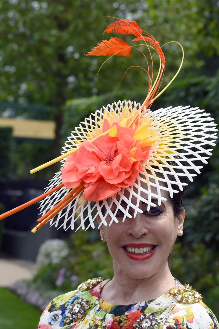All Of The Looks And Hats From The 2015 Royal Ascot | Fashion News | Grazia…