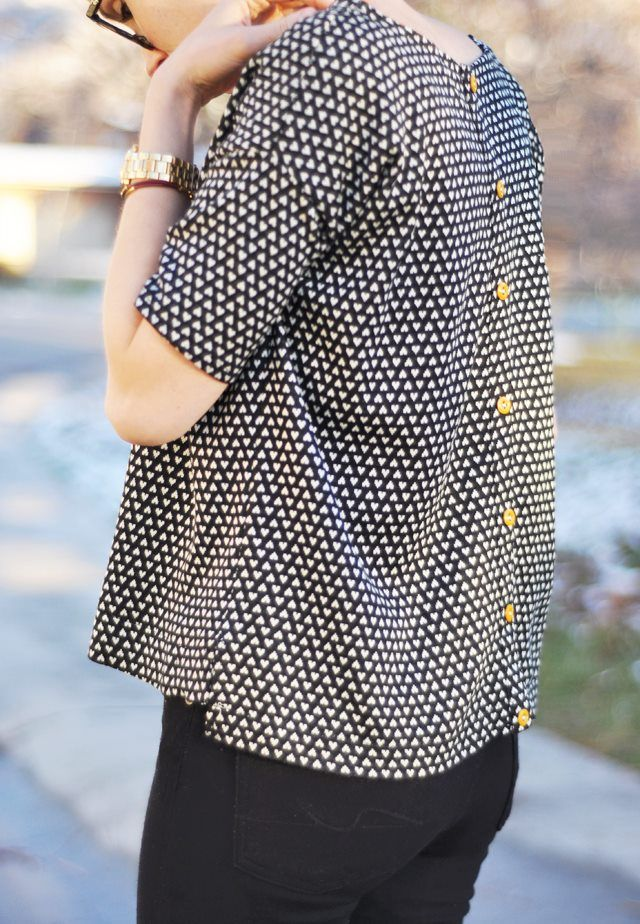 65 Free Shirt Patterns  |   Craft  x  Stew