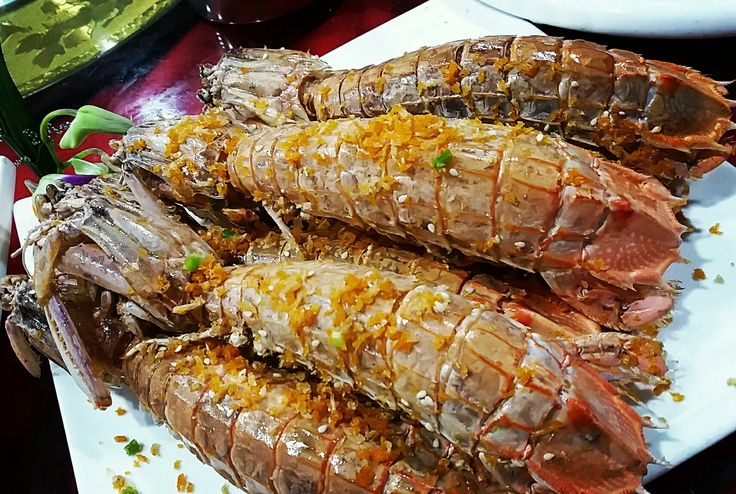 Giant seafood - I don't know the name of it