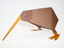 Kiwi Papercraft