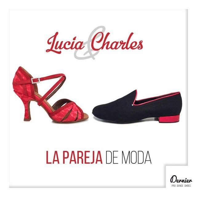 Lucía y Charles son la pareja de moda!! #bailar #zapatosdebaile #salsa #kizomba #dance #danceshoes #fashion #fashionnova #bestfriends #fascinations #20likes #amazing #beautiful