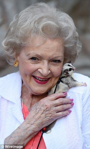 Golden Girl Betty White 94 Is Being Sued By Live In