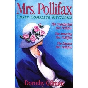 Mrs. Pollifax is one of my favorite book series ever! Have you ever read them?