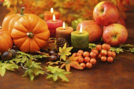 Image via We Heart It https://weheartit.com/entry/83718784/via/13758145 #autumn #candles #Halloween #magic #pumpkin #witch