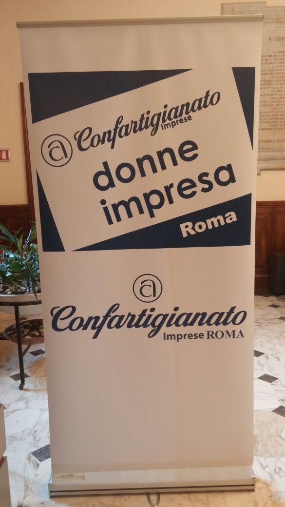 """The convention """"Donne insieme sulle due sponde"""" (by Confartigianato Imprese Roma, Confartigianato Donne Impresa, Fondazione Terzo Pilastro-Italia e Mediterraneo) with Maria Criscuolo, President of Triumph Group International (#TriumphGroupInt) http://www.triumphgroupinternational.com/donne-insieme-sulle-due-sponde-with-triumph-group-international/"""