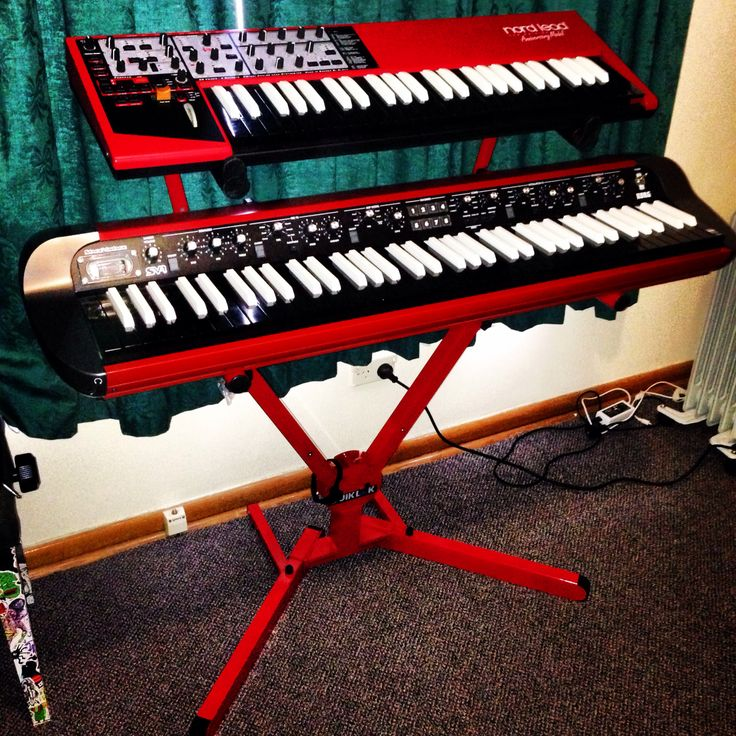nord lead anniversary model korg sv1rv nord quik lok qly41 keyboard stand synths pinterest. Black Bedroom Furniture Sets. Home Design Ideas