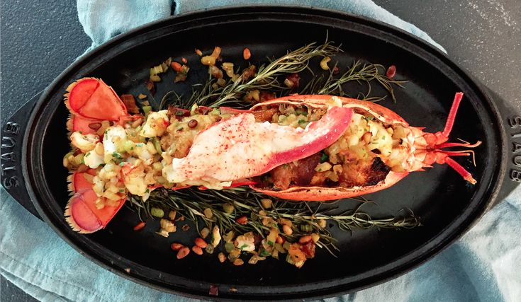 fancy lobster recipes - 735×427