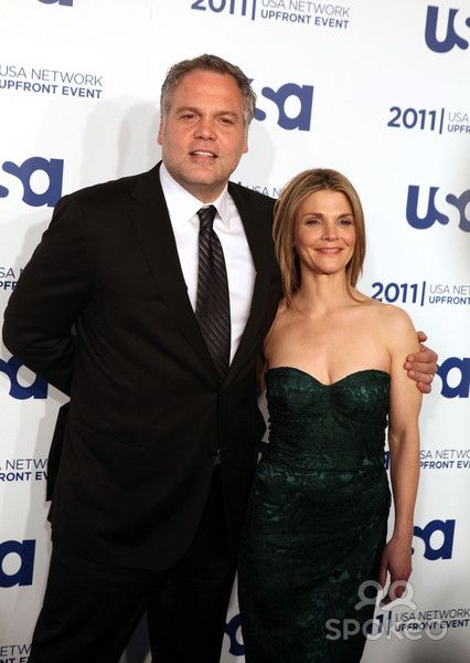"""Vincent D'Onofrio, Kathryn Erbe from """"Law and Order: Criminal Intent ..."""