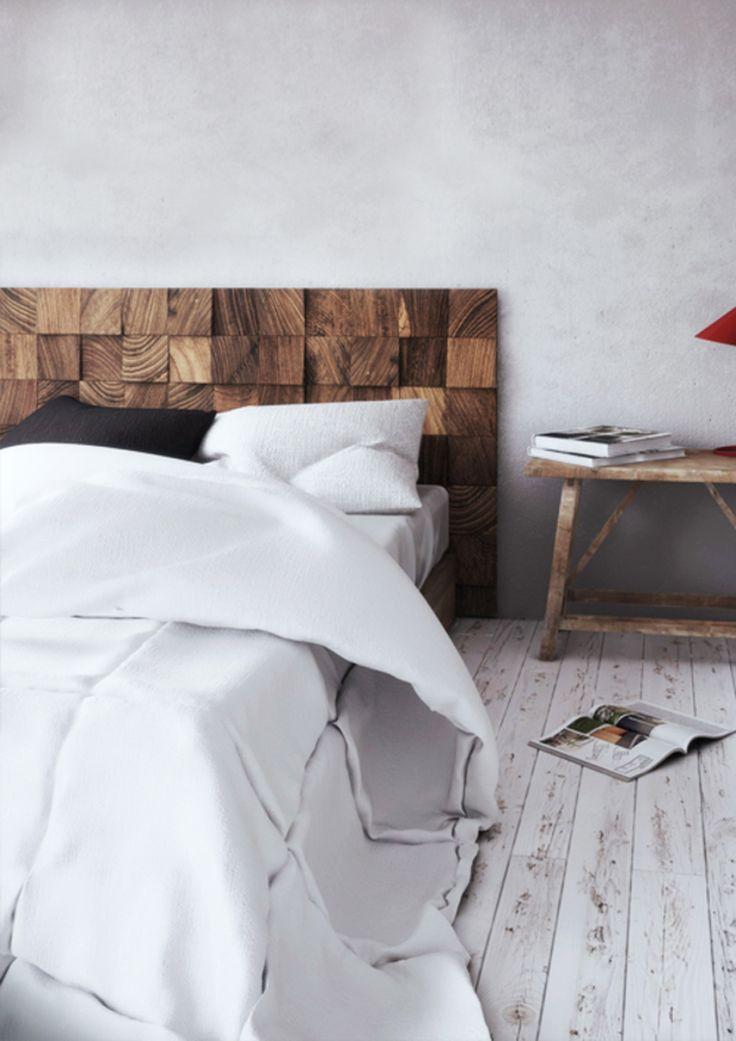 Oltre 25 fantastiche idee su testiera per letto su - Testiera letto moderna ...