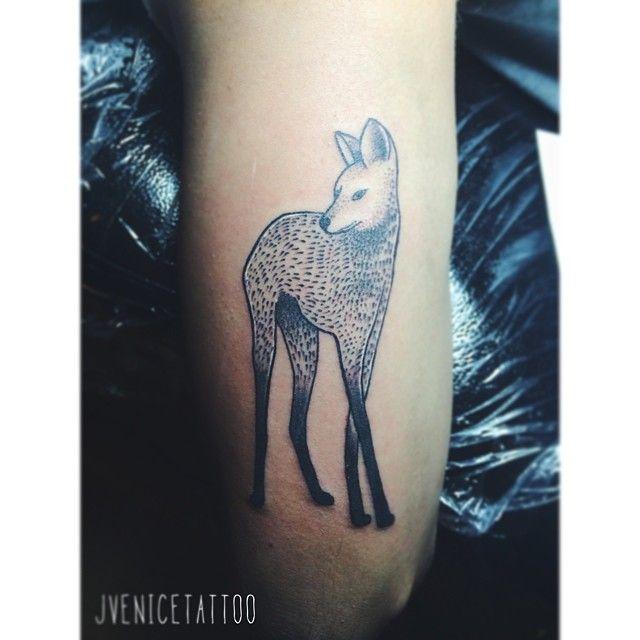 Maned Wolf  - Jvenicetattoo