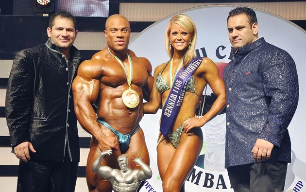 #BTD Sheru Aangrish is spearheading an International level fitness exposition named #SHERUCLASSIC which includes Body Building Championship for men and Figure Championship for women in India.http://goo.gl/46MpUX