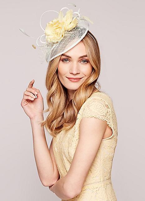 Jacques Vert Flower Fascinator #kaleidoscope #wedding #weddingguest