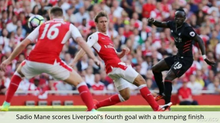 Arsenal Vs. Liverpool (Premier League 2016) - PICOVICO
