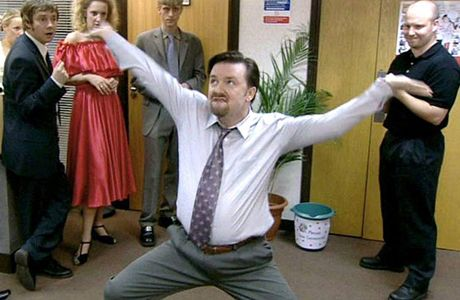 The Office (UK): David Brent's Dance