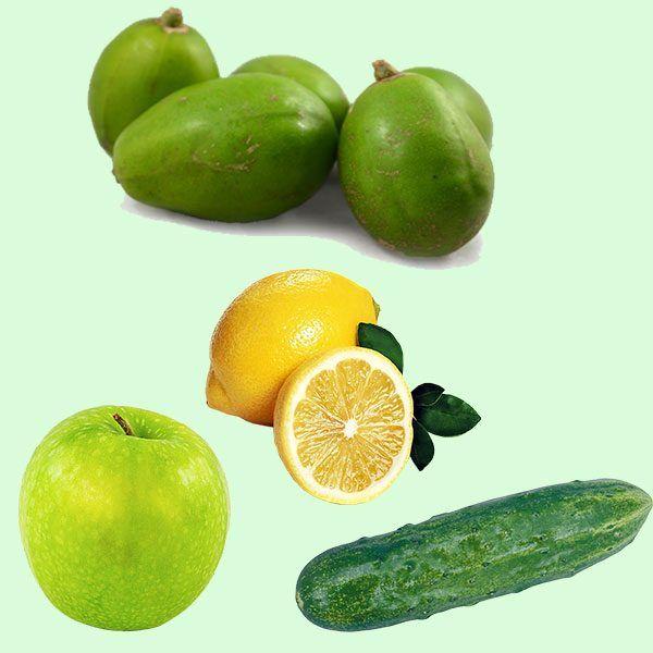 Juice Recept: Appel/Pruim Sap -