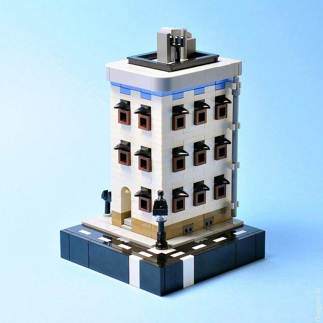 Milky building | Flickr - Photo Sharing!
