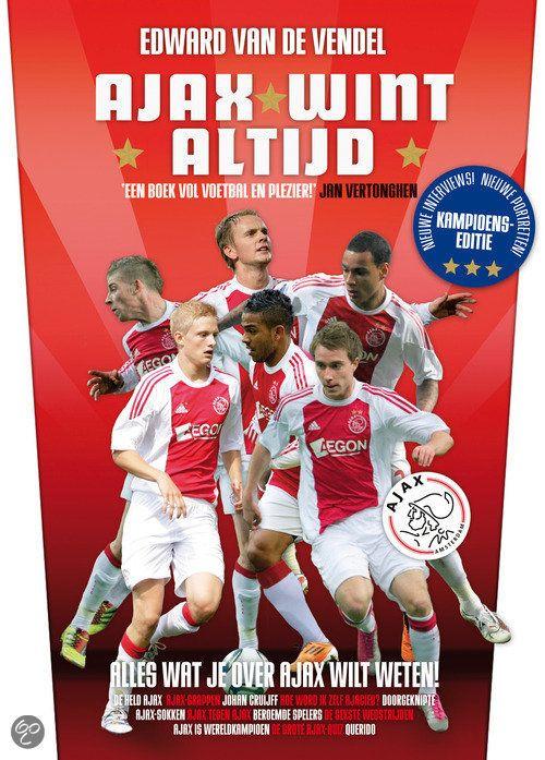ajax wint altijd geschreven door een toeschrijven Edward van den Vendel. Misschien al wat gedateerd aan het raken en niet meer in de boekhandel te krijgen, helaas.