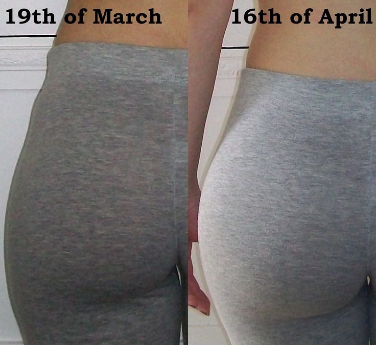 The 3 Best Butt Transformation Exercises