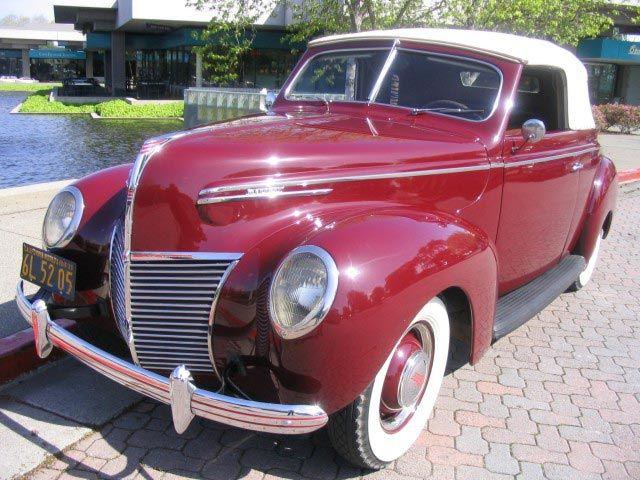 70 best images about mercury 1940 1959 on pinterest for 1940 mercury 4 door convertible