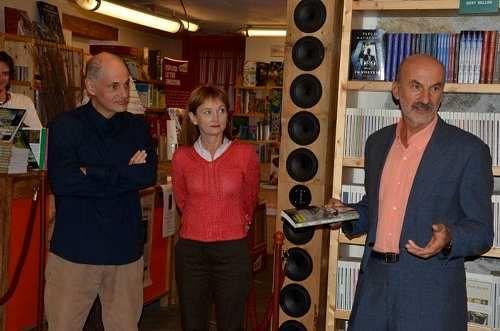 Friuli #Venezia #Giulia: Il #Caffé del Venerdì ospita gli escursionisti Ivo Pecile e Sandra Tubaro (link: http://ift.tt/2nsVHyo )