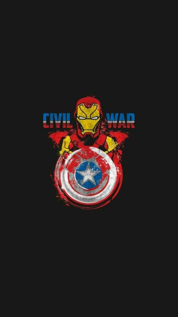 Iron Man Fondos Pantalla Marvel 4k Hd Comics Pinterest Wallpapers