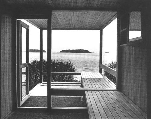 Aarno Ruusuvuori | Marimekko's Sauna System